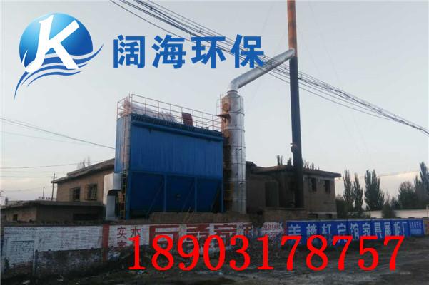 75吨锅炉布袋除尘器