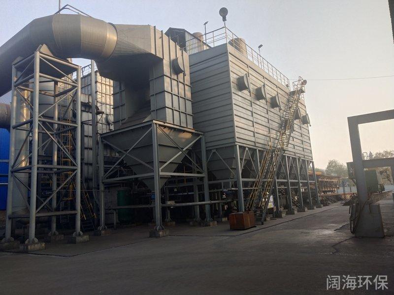 焦化厂焦炉地面站布袋除尘器