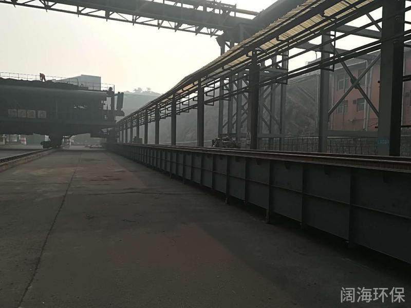 焦化厂焦炉机侧布袋地面除尘站