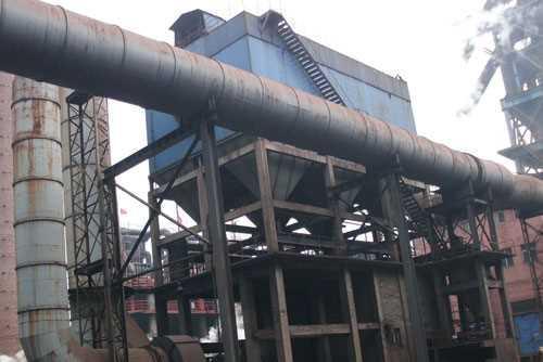 高炉出铁厂除尘器
