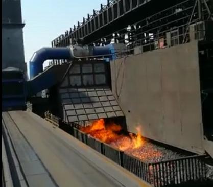 焦化厂焦炉焦侧拦焦车除尘器