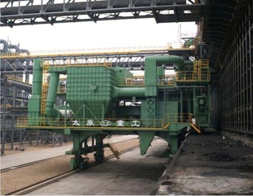焦化厂焦炉推焦车车载除尘器&fm=26&gp=0